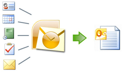 how to open eml extension on outlook 2007